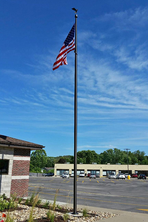 Flags And Flag Poles